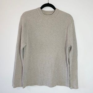 Sweaters - Togo | Crew Neck Ribbed Sweater